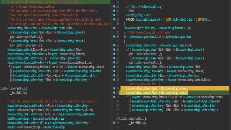 эксплойт уязвимости протокола HTTP в Windows 10