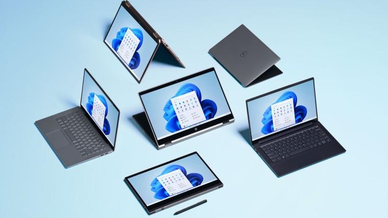 Ноутбуки с Windows 11