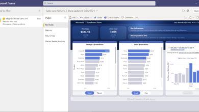 Photo of Канал активности Microsoft Teams теперь интегрирован с Power BI