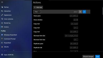 Photo of Windows Terminal Preview 1.10 добавляет режим Quake Mode