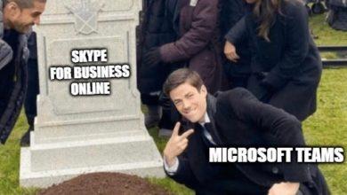 Photo of Skype для бизнеса прекращает работу