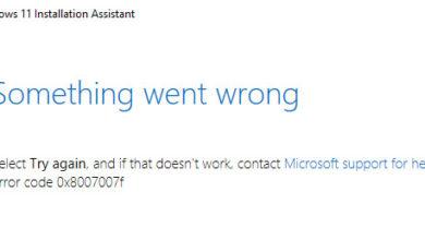 Photo of Ваша установка Windows 11 может завершиться ошибкой 0x8007007f, Ox8COF0830