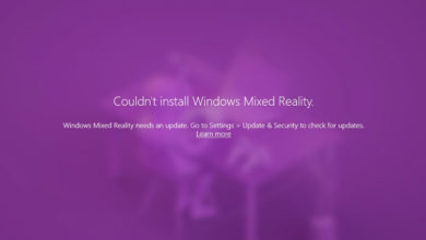 Photo of Проблемами с запуском Windows Mixed Reality после обновления до Windows 11