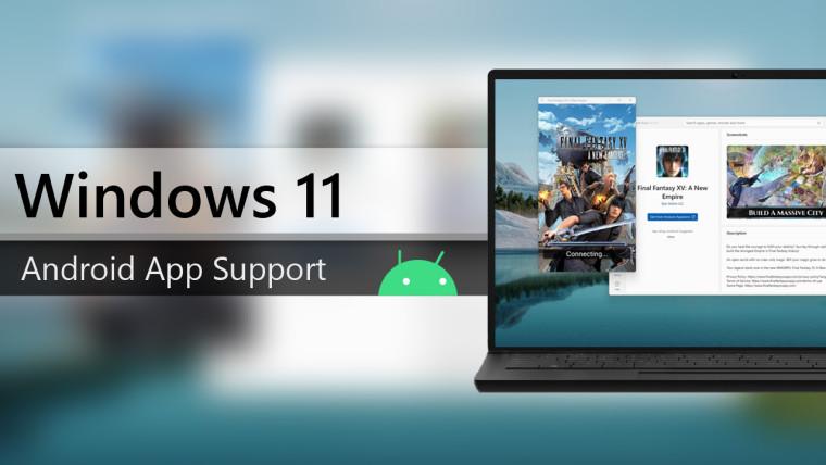 Как установить приложения Android на Windows 11