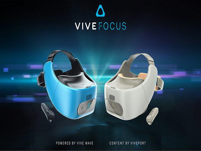 Photo of HTC Vive Focus выходит в свет