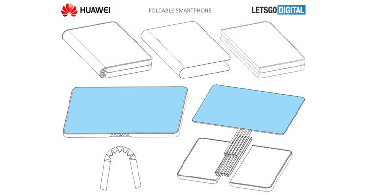 Photo of Раскладушка смартфона Huawei