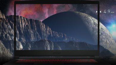 Photo of MSI представляет несколько стильных тонких и легких ноутбуков  GF63 and Prestige PS42