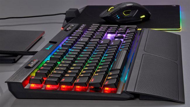 Photo of Corsair новые механические клавиатуры