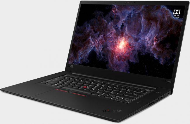 Новый Lenovo ThinkPad X1 Extreme