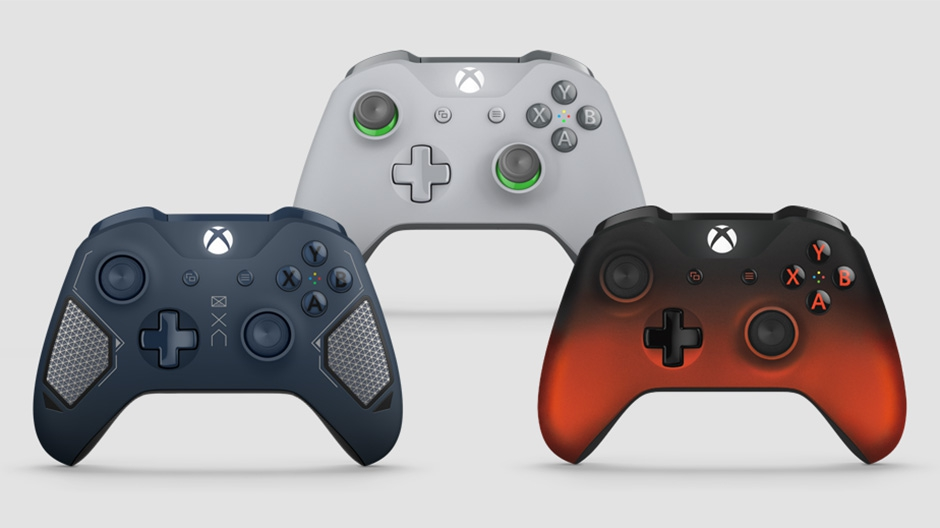 контроллеры Xbox One