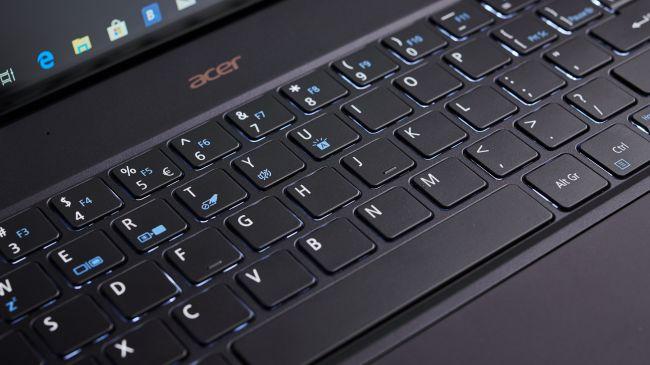 клавиатура Acer Swift 7 2019
