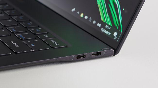 usb Acer Swift 7 2019