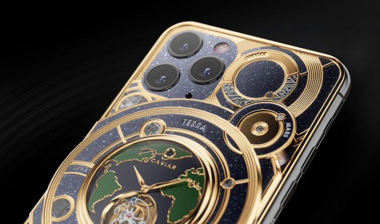 Photo of iPhone 11 Pro Max Limited Edition от Caviar