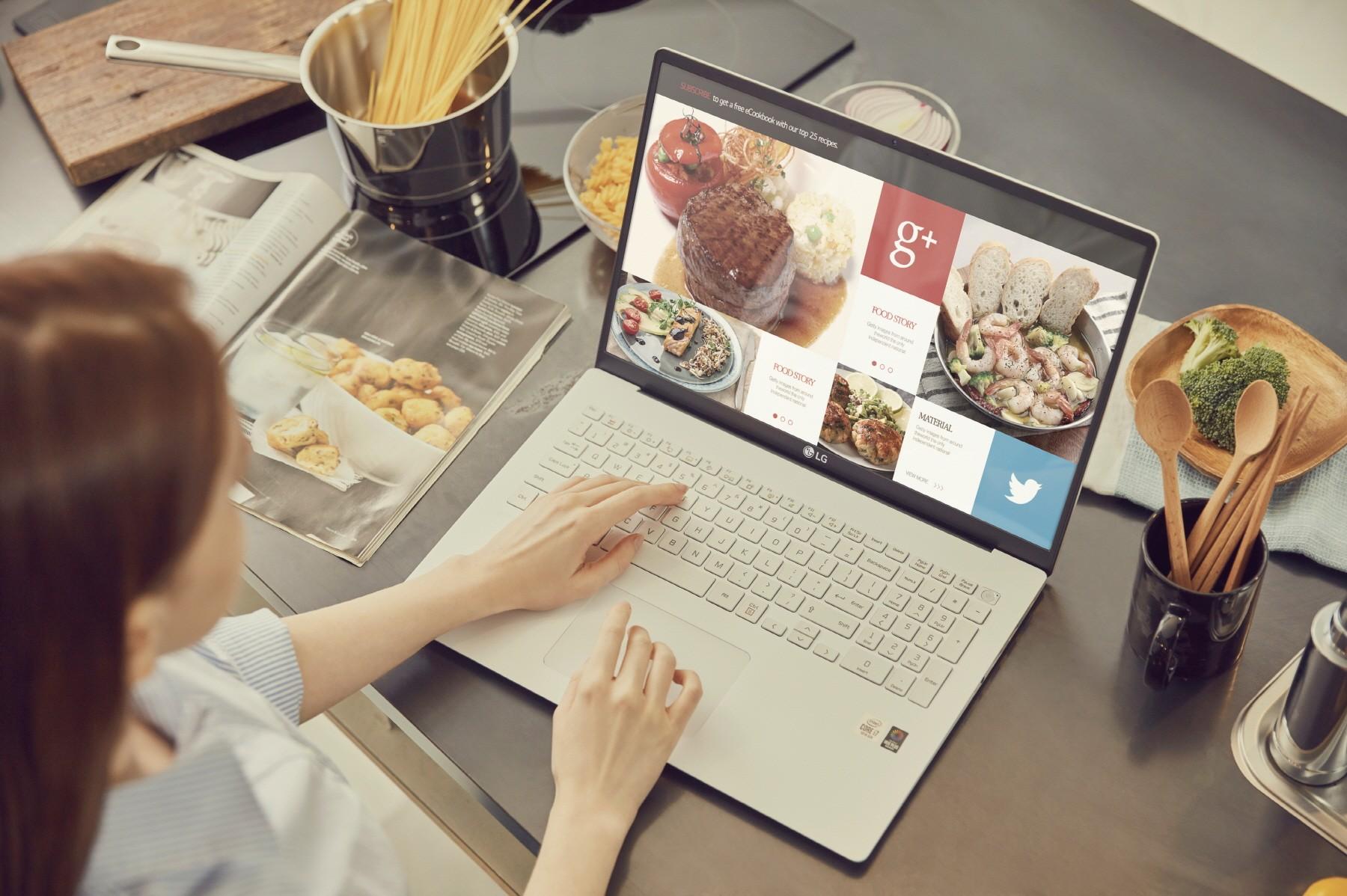 Photo of Облегченные Ноутбуки LG Gram с процессором 10 поколения