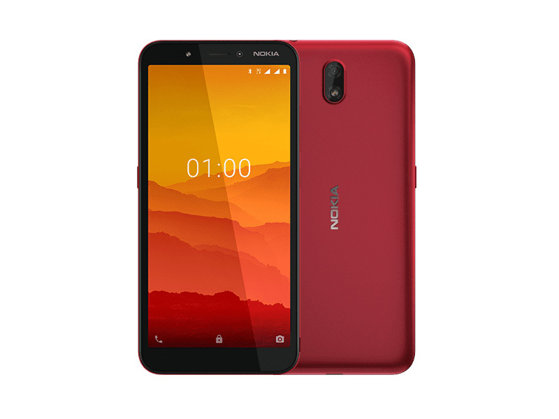 Nokia C1 Android 9 Go Edition