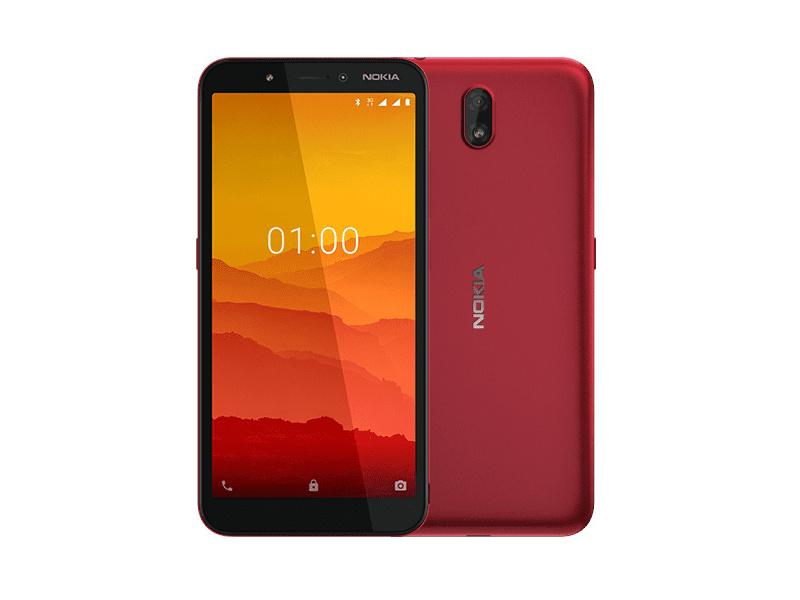 Photo of Выпущен смартфон Nokia C1 Android 9 Go Edition