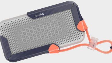 Photo of Cамый емкий портативный SSD 8 ТБ SanDisk