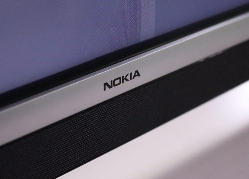 Nokia Smart TV звук