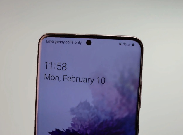 Дисплей Samsung Galaxy S20+