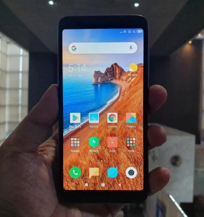 Xiaomi Redmi 7A обзор