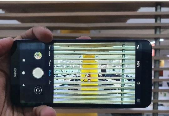Xiaomi Redmi 7A камера