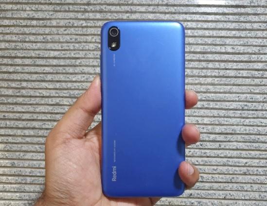 Xiaomi Redmi 7A задняя крышка