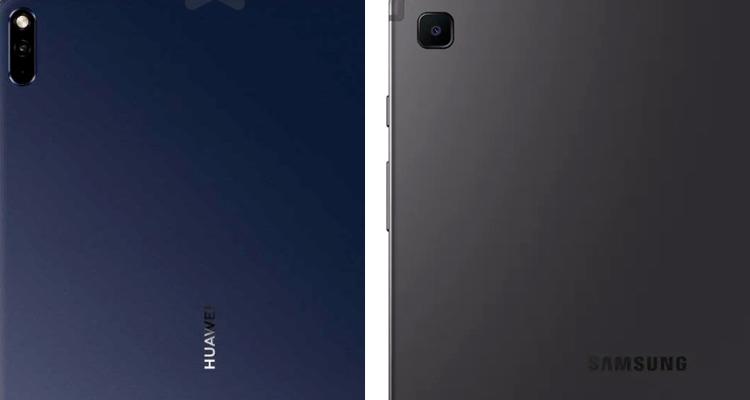 Huawei-MatePad-and-Samsung-Galaxy-Tab-S6-Lite-camera