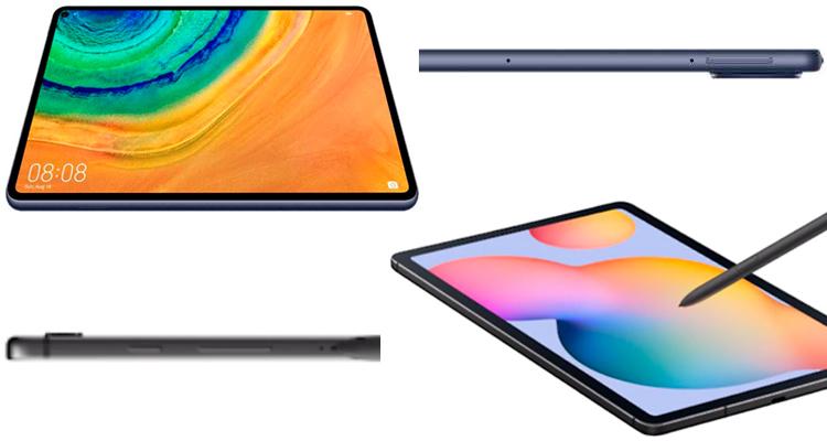 Huawei-MatePad-and-Samsung-Galaxy-Tab-S6-Lite-сравнения