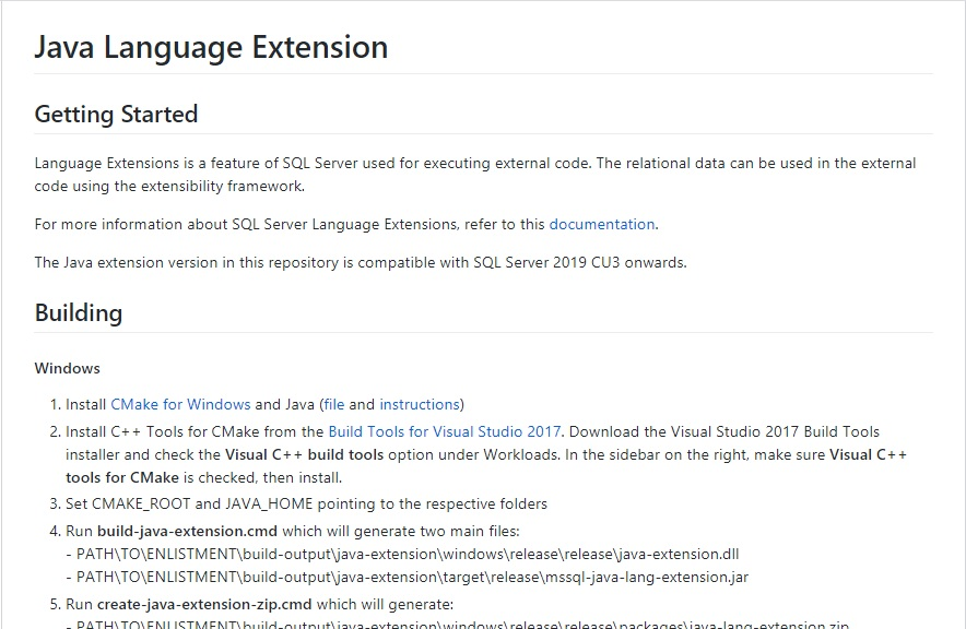 Java Language Extension