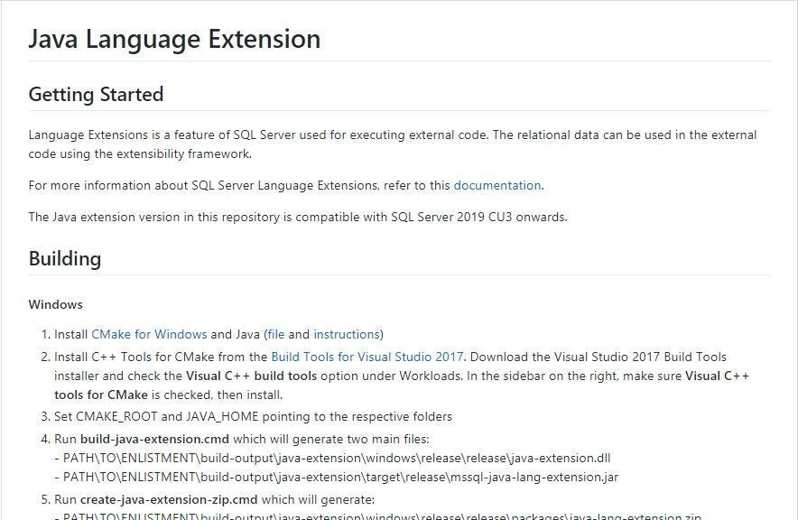 Java Language Extension