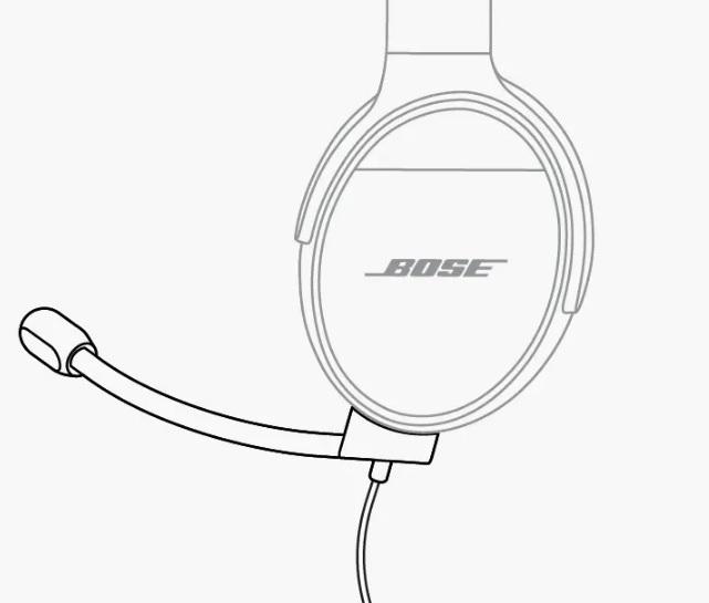 Bose игровая гарнитура