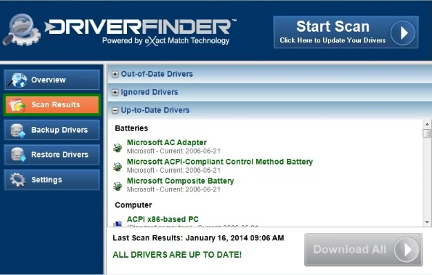 Driver Finder