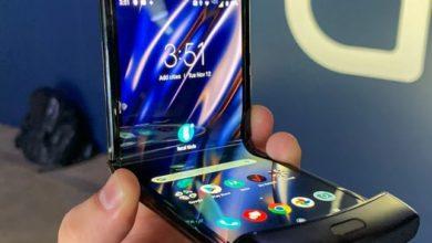 Photo of Motorola Razr 2 не появится в продаже до 2021