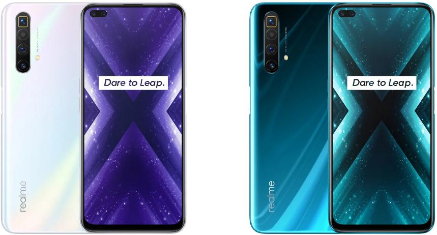 Realme X3 и X3 SuperZoom