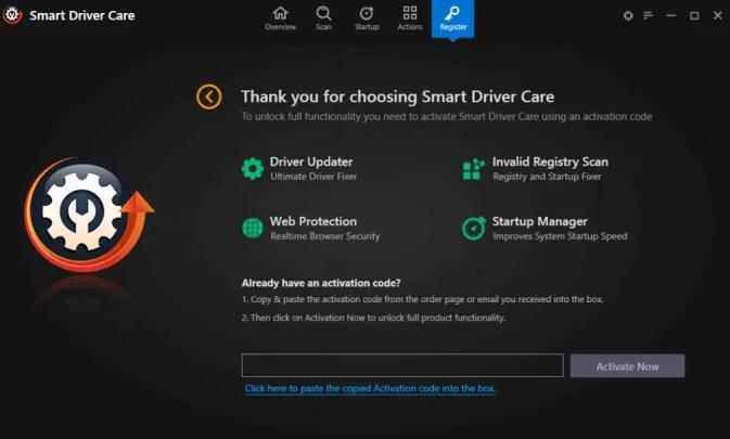 Smart Driver Care
