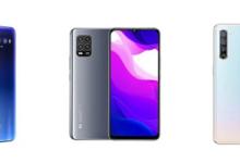 Photo of Тройка с 5G Кто лучше TCL 10 5G, Xiaomi Mi 10 Lite, Oppo Find X2 Lite
