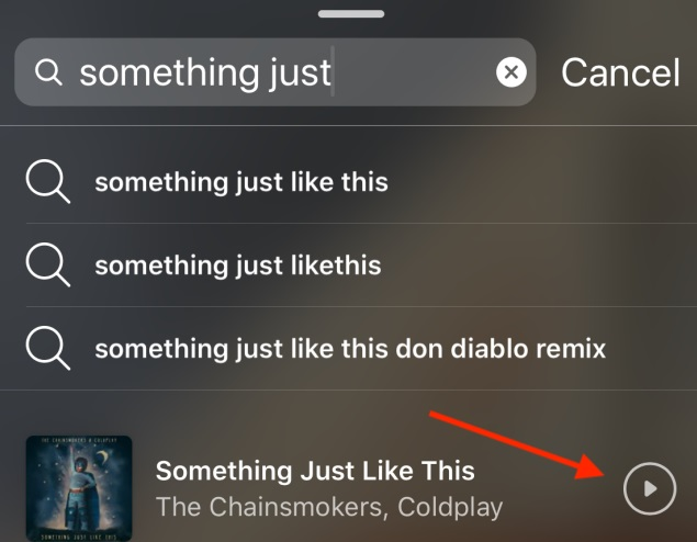 как добавить музыку в инстаграм на андроиде