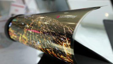 Photo of LG представила гибкие экраны на выставке SID 2020