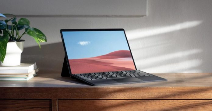 Ноутбук Surface