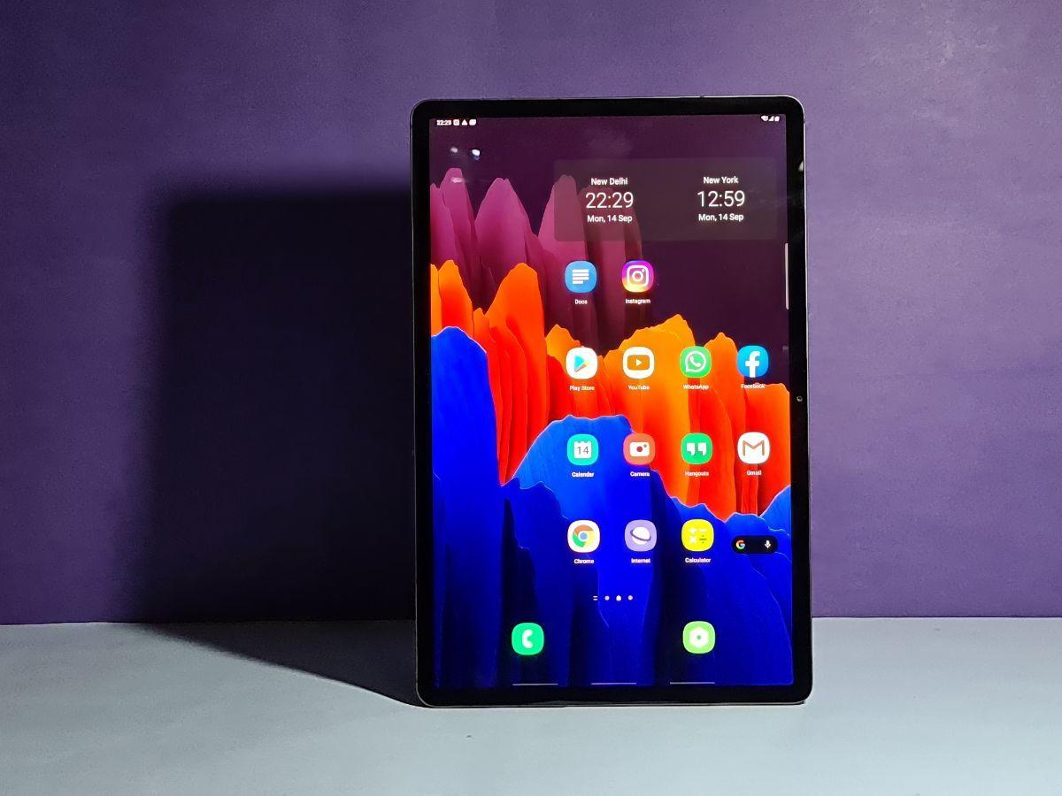 ОБЗОР Samsung Galaxy Tab S7+