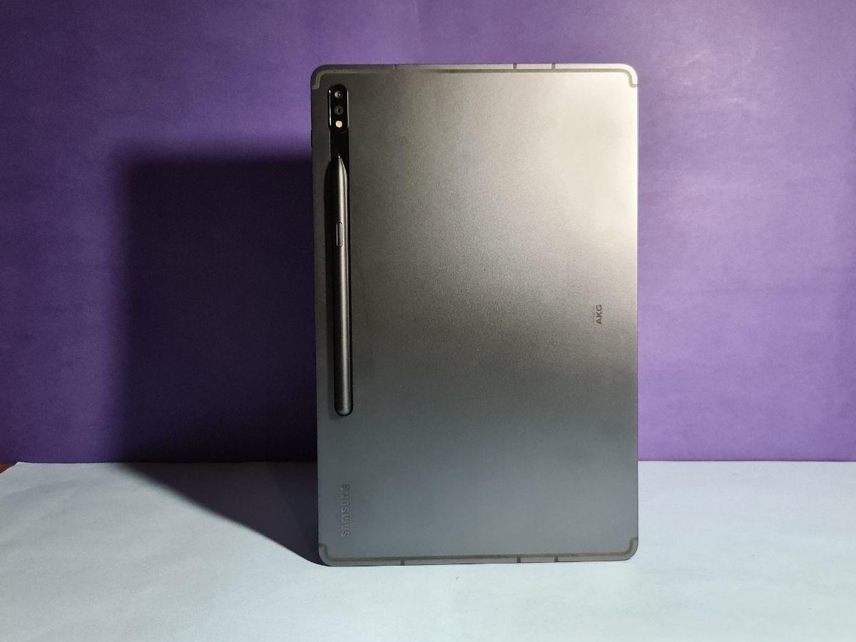 Обзор Samsung Galaxy Tab S7