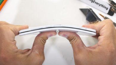 Photo of Surface Duo прошел тест на Излом и Ремонтопригодность