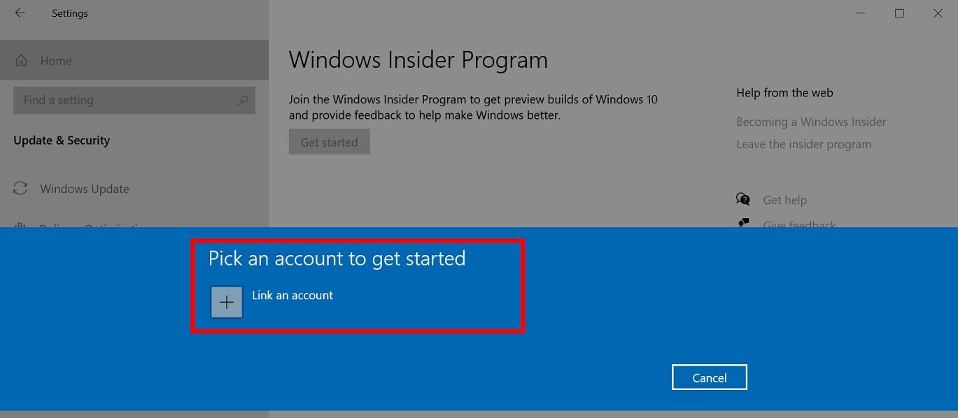 обновление Windows 10 October 2020 Update 2