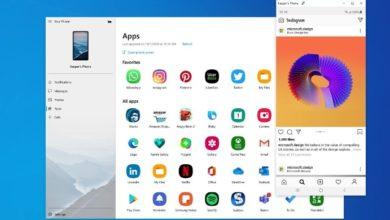 Photo of Microsoft запустит параллельную потоковую передачу приложений Android в Windows 10