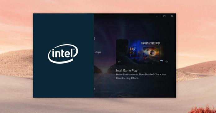 Драйвер Intel DCH версии 27.20.100.8783