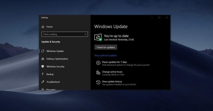 Новая функция Windows 10 значительно улучшит процесс обновления