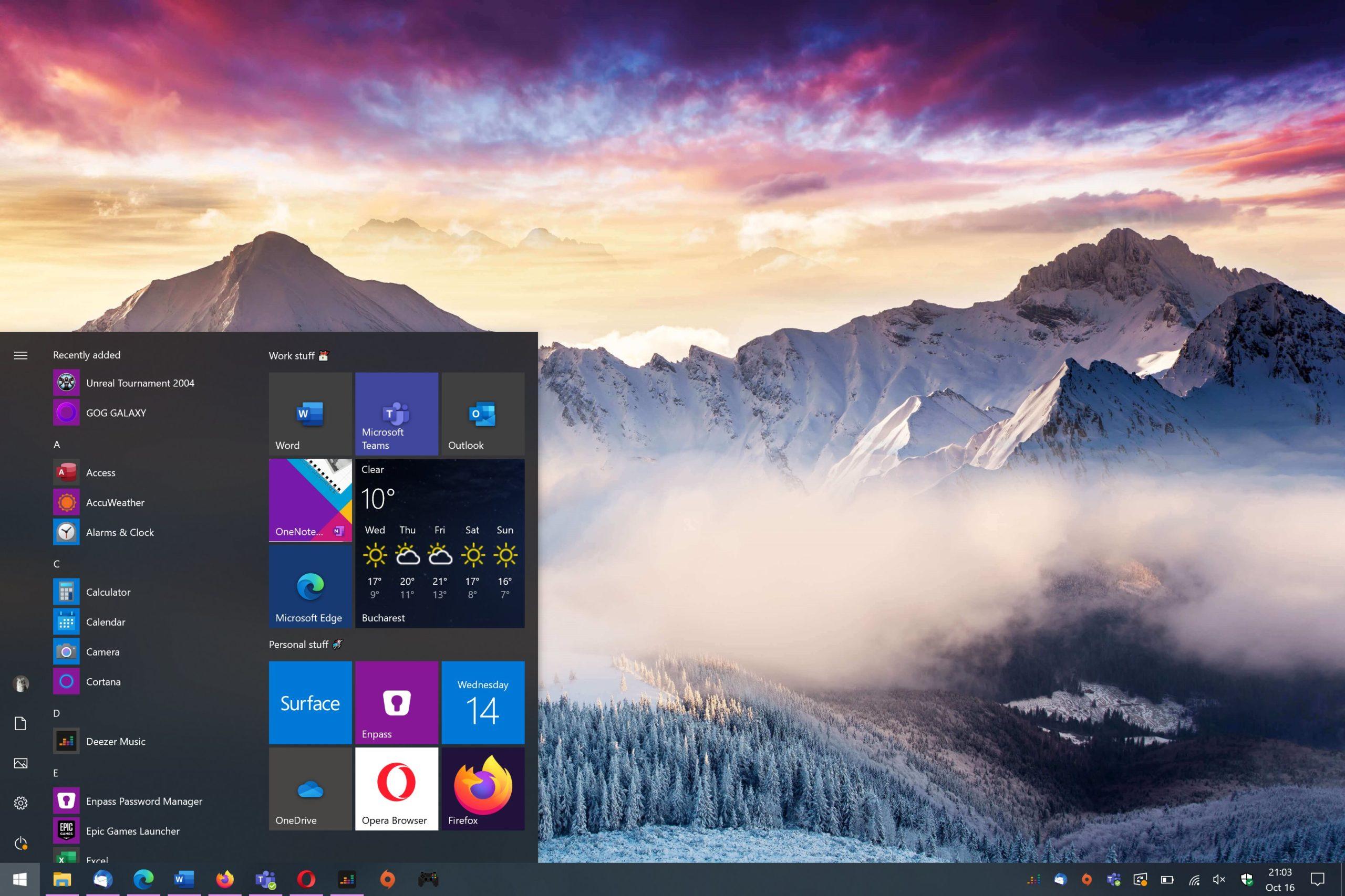 Обновление Windows 10 KB4587587