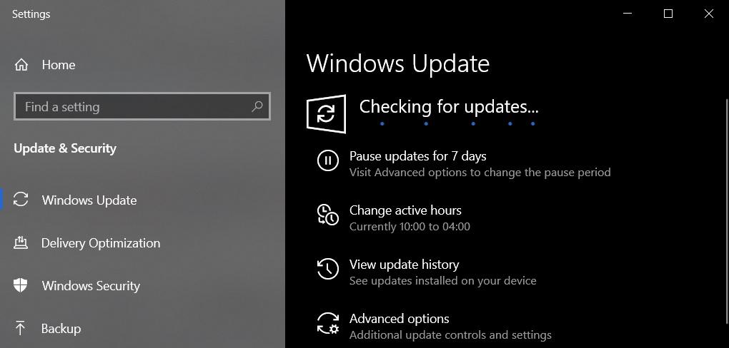 Советы по подготовке ПК к обновлению Windows 10 October 2020 Update