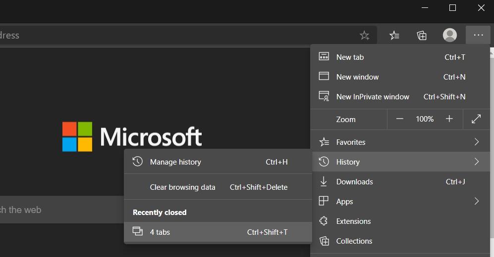 В Microsoft Chromium внесли несколько изменений