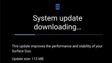 Photo of Вышло первое Обновление для Surface Duo